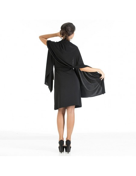 Convertible Dress with shawl