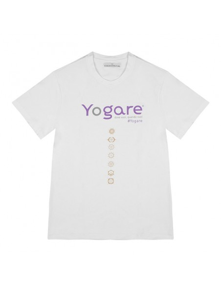 T - SHIRT YOGARE - YOGA MAN