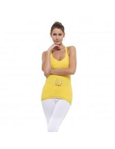 Camiseta de tirantes Manipura - CHAKRA LINE