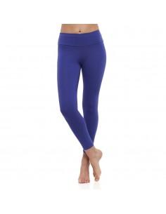 Legging de Yoga Long High End Indigo AJNA - Chakra