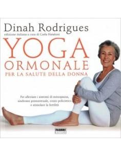 Book Yoga Ormonale - per la salute della donna