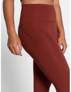 Leggings Vita Alta (Sedona) - Girlfriend Collective