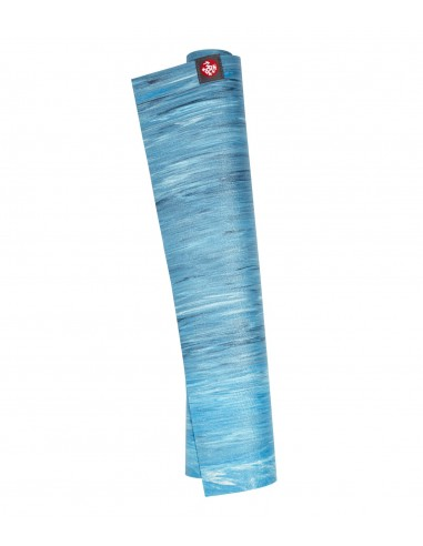 Manduka eKO SuperLite Travel Yoga Mat - Dresden Blue Marbled