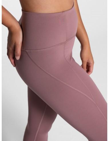 Leggings Vita Alta (Rose Quartz) -...