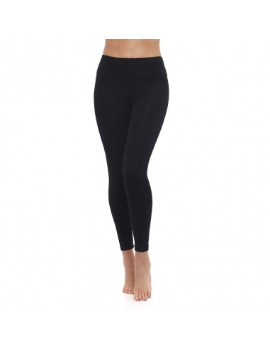 High-waist black Yoga Leggings - Yoga Essential