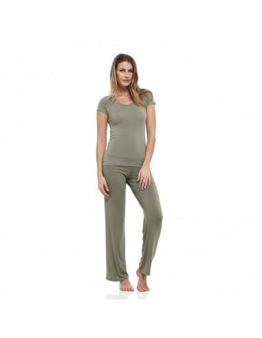 Kit Verde in Bamboo - T-shirt,...