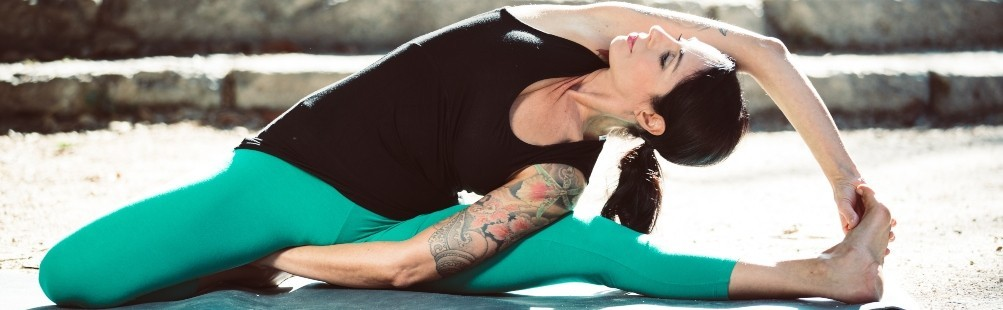 Yoga Leggings: For Pilates and Fitness